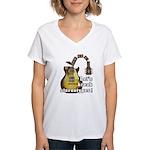 Let's break stereotypes ! Women's V-Neck T-Shirt