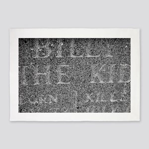 Billy the Kid 5'x7'Area Rug