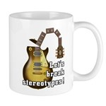 Let's break stereotypes ! Mug