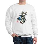 dragon bass Sweatshirt