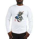 dragon bass Long Sleeve T-Shirt