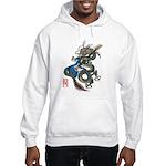 dragon bass Hooded Sweatshirt