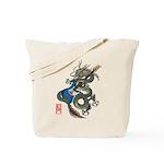 dragon bass Tote Bag