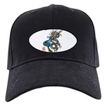 dragon bass Black Cap