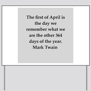 Quotes Dumb People Yard Signs Cafepress