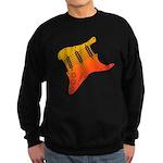 guitar1 Sweatshirt (dark)