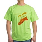 guitar2 Green T-Shirt