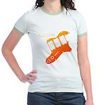 guitar2 Jr. Ringer T-Shirt
