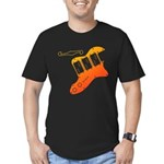 guitar2 Men's Fitted T-Shirt (dark)