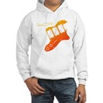 guitar2 Hooded Sweatshirt