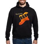 guitar2 Hoodie (dark)