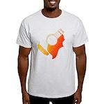guitar 3 Light T-Shirt