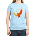 guitar 3 Women's Light T-Shirt