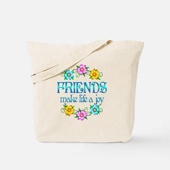 Friendship Joy Tote Bag