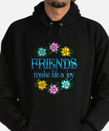 Friendship Joy Hoodie (dark)