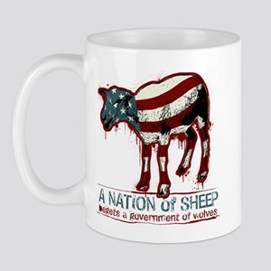 A Nation of Sheep Mug