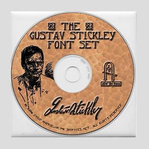Gustav Stickley Craftsman Font Set
