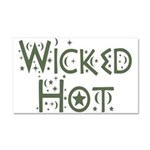 Wicked Hot Car Magnet 20 x 12
