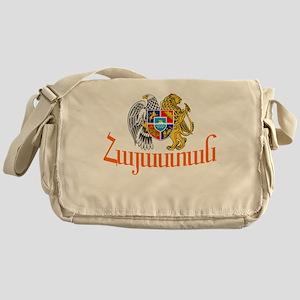 Armenia Messenger Bag