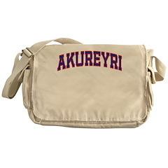 Akureyri Colors Messenger Bag