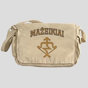 Mazeikiai Messenger Bag