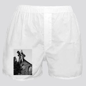 Bishop Castle Boxer Shorts