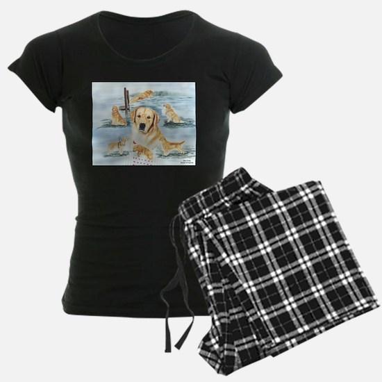The Versatile Golden Pajamas