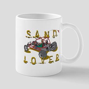 Sand Lover Dune Buggy Mug