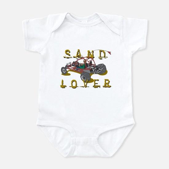 Sand Lover Dune Buggy Infant Bodysuit