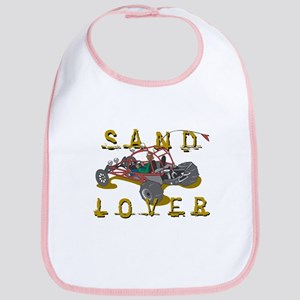 Sand Lover Dune Buggy Bib