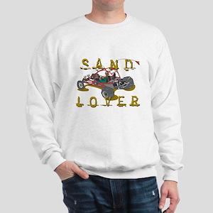 Sand Lover Dune Buggy Sweatshirt