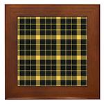 Tartan - Raeburn Framed Tile