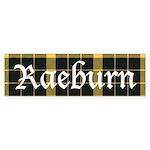 Tartan - Raeburn Sticker (Bumper)