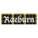 Tartan - Raeburn Sticker (Bumper 10 pk)
