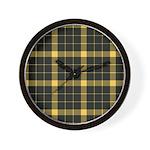 Tartan - Raeburn Wall Clock