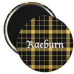 Tartan - Raeburn Magnet