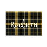 Tartan - Raeburn Rectangle Magnet (10 pack)