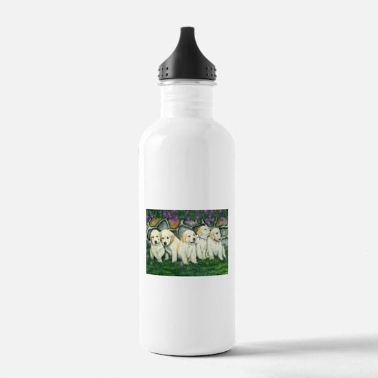 Golden Pups Water Bottle