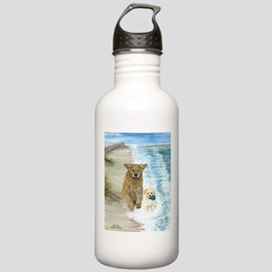 Golden Surf Dogs Stainless Water Bottle 1.0L