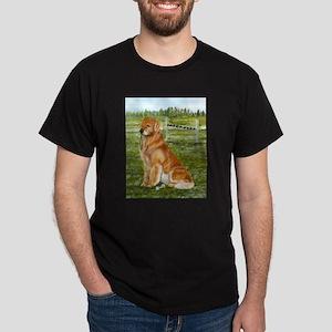 Golden Obedience Dark T-Shirt