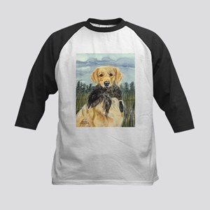 Golden Hunter Kids Baseball Jersey