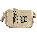 Mainiac Messenger Bag
