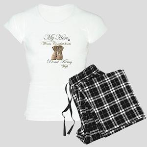 Combat boots Proud Wife Women's Light Pajamas
