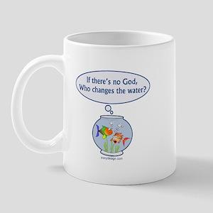 Is There a God? Mug