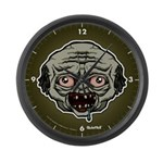 The Zombie Large Wall Clock