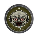 The Zombie Wall Clock