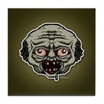 The Zombie Tile Coaster