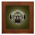The Zombie Framed Tile