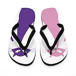 Kitty Cat Flippity Flop Flip Flops