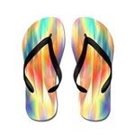 Colorful Flippity Flop Flip Flops